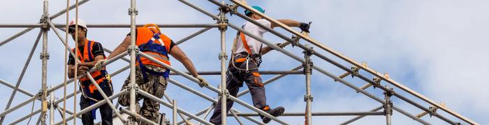Строительство объектов и линий связи